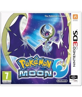 Pokemon Moon 3DS GAMES