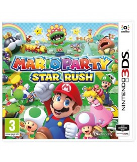Mario Party Star Rush 3DS GAMES
