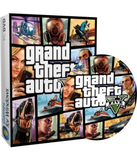 Grand Theft Auto V - GTA V PC GAMES