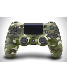 Sony DualShock 4 Wireless Controller PlayStation 4 PS4 green camouflage V2 (Συλλεκτικό)(CUH-ZCT2E)