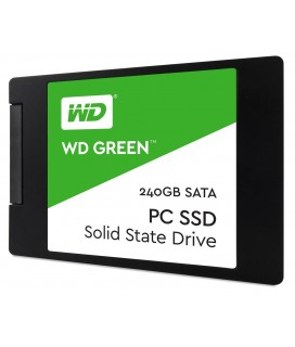 "Western Digital Green 240GB SSD SATA III 2.5 ""Hard Drive"