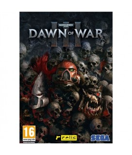 Warhammer 40000 Dawn of War III (PC) GAMES
