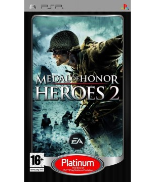 Medal of Honor Heroes 2 PSP Used-Μεταχειρισμένο