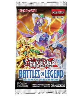 YGO:BATTLES OF LEGEND BOOSTER ΦΑΚΕΛΑΚΙ