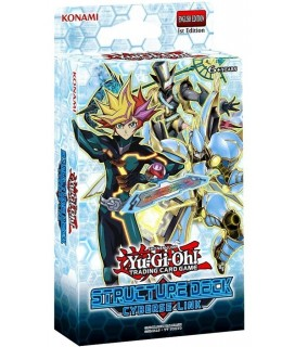 YU-GI-OH STRUCTURE DECK CYBERSE LINK
