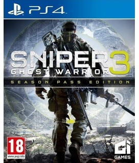 Sniper: Ghost Warrior 3 (Season Pass Edition) PS4 GAMES