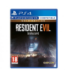 Resident Evil 7 Biohazard Gold Edition Game PS4