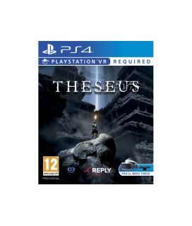 Theseus VR PS4 GAMES