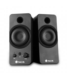 NGS GSX-200 GAMING SPEAKERS 2.0 20W (RMS)