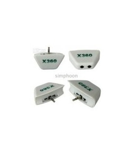 Earphone Transformer xbox 360