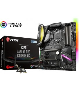 MSI Z370 Gaming Pro Carbon Ac Socket 1151