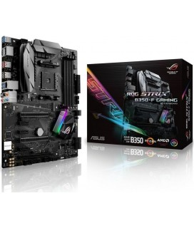 Asus Rog Strix B350-F Gaming Socket AM4