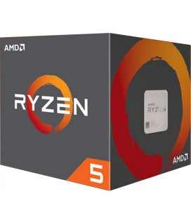 AMD Ryzen 5 1600X 3.6 GHz Six Core Socket AM4 95W Box (YD160XBCAEWOF)