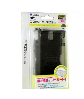 PROTECT CASE *CLEAR BLACK* FOR NDS LITE