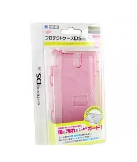 PROTECT CASE *CLEAR PINK* FOR NDS LITE