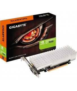 Gigabyte GT1030 Silent Low Profile (2GB, GDDR5, 64bit)