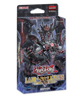 LAIR OF DARKNESS STRUCTURE DECK DISPLAY Τράπουλα