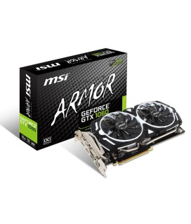 Κάρτα γραφικών MSI GeForce GTX 1060 ARMOR 6GT OCV1 6 GB