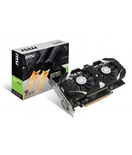 Κάρτα γραφικών MSI GeForce GTX 1050 TI 4GT OC 4GB PCIe 3,0 x16