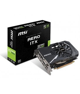 Κάρτα γραφικών MSI GeForce GTX 1060 AERO ITX 3G OC 3 GB PCIe 3,0 x 16