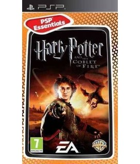 Harry Potter and the Goblet of Fire (Essentials) PSP Used-Μεταχειρισμένο
