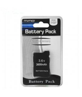 BATTERY FOR PSP FAT 3600mAh
