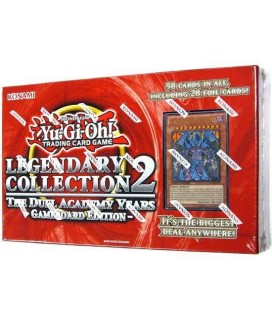 Legendary Collection 2 - The Duel Academy Years - Gameboard Edition