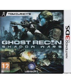 Tom Clancy's Ghost Recon Shadow Wars 3DS