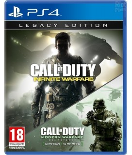 Call of Duty Infinite Warfare (Legacy Edition) PS4 GAMES Used-Μεταχειρισμένο