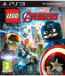 Lego Marvel Avengers PS3 GAMES