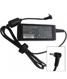 Τροφοδοτικό AC Adapter 19V 2.1A 40W (2.5 x 0.7 x 7mm) για Asus EEE PC 1011CX 1015CX 1025C 1201PN (OEM)