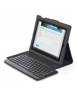Belkin Keyboard Folio Case with Keyboard and Retina Display for Apple iPad 2: 2nd, 3rd, and 4th Generation