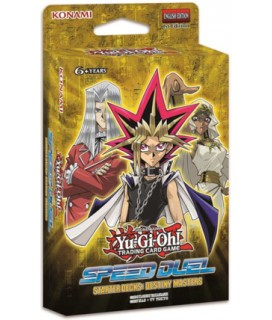 Speed Duel Starter Deck: Destiny Masters Τράπουλα