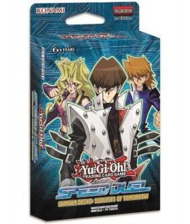 Speed Duel Starter Deck: Duelists of Tomorrow Τράπουλα