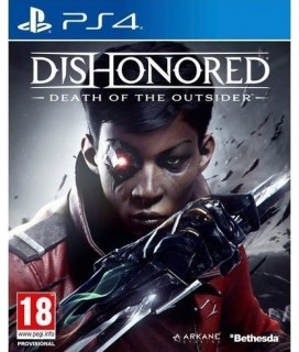 Dishonored: Death of the Outsider PS4 GAMES Used-Μεταχειρισμένο