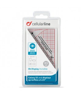 Cellular Line Protective Film Universal 5.25 SPUNIBIG3