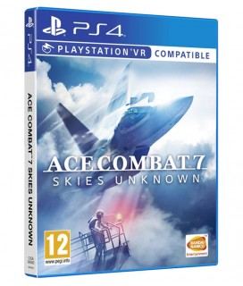Ace Combat 7: Skies Unknown PS4 GAMES Used-Μεταχειρισμένο