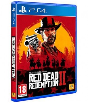 Red Dead Redemption 2 PS4 GAMES Used-Μεταχειρισμένο