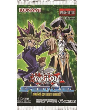 YU-GI-OH ARENA OF LOST SOULS BOOSTER DISPLAY ΦΑΚΕΛΑΚΙ