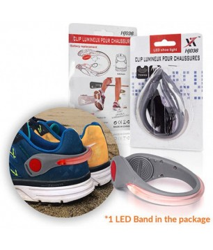 LED BAND FOR RUNNERS AND BIKERS
