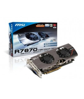 MSI VGA R7870 Twin Frozr 2GD5/OC, 2048MB,GDDR5