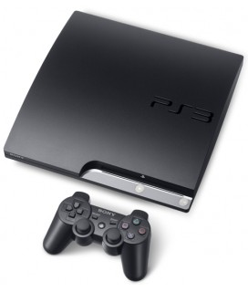 Sony Κονσόλα Sony PS3 Slim 250 GB