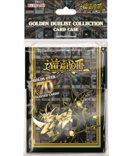 Konami Yugioh! Golden Duelist Deck Box