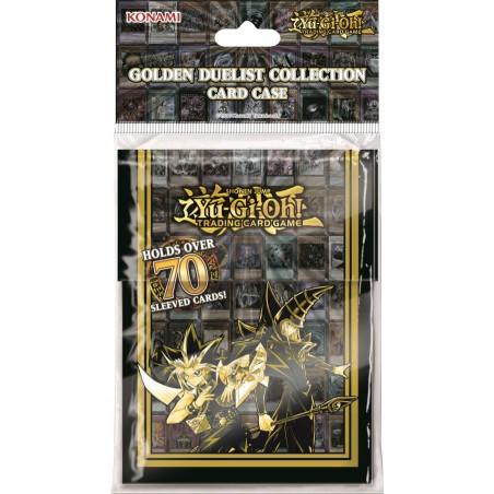 Konami Yugioh! Golden Duelist Deck Box