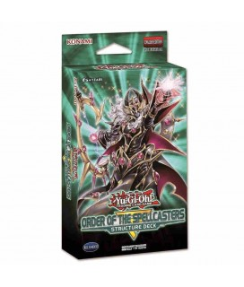 YU-GI-OH ORDER OF THE SPELLCASTERS DECK ΤΡΑΠΟΥΛΑ