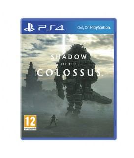 Shadow of the Colossus PS4 GAMES Used-Μεταχειρισμένο