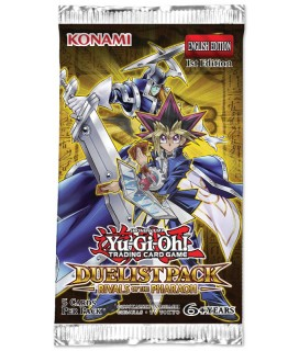 Yugioh Rivals Of Pharaoh Duelist Packs Booster Box - 36 packs of 5 cards each Φακελάκι