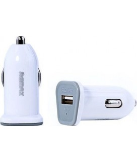 Remax Car Charger 2.1A (RCC101) White