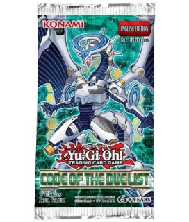 YU-GI-OH!: CODE OF THE DUELIST BOOSTER ΦΑΚΕΛΑΚΙ