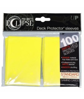 100CT ECLIPSE LEMON YELLOW DECK PROTECTOR